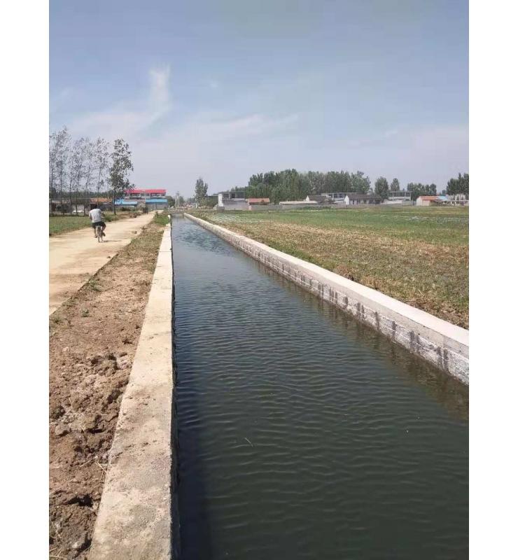 河东葛沟灌区项目